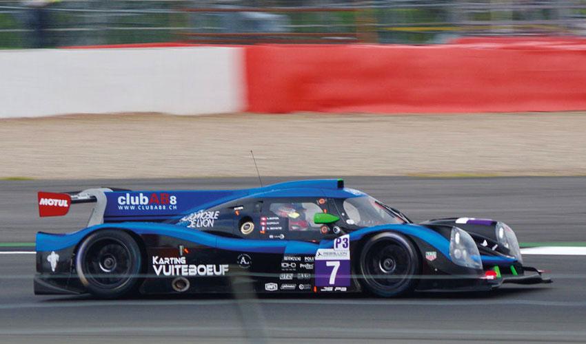 Nicolas Schatz - European Le Mans Series