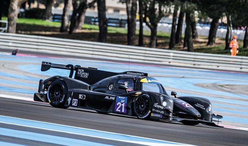 Nicolas Schatz - Michelin Le Mans Cup