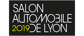 Logo Salon Automobile Lyon 2019